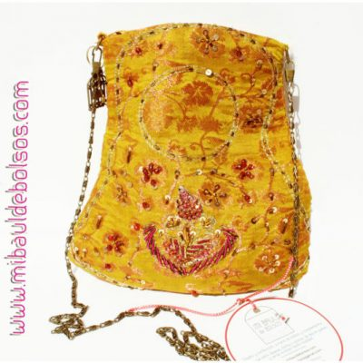 "Bolso ""Bordados India"""