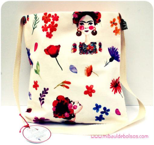 Bandolera colección Frida Kahlo