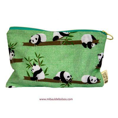 Estuche-Osos-Panda-verde