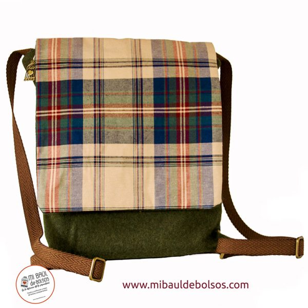 Mochila-Escocesa-Verde