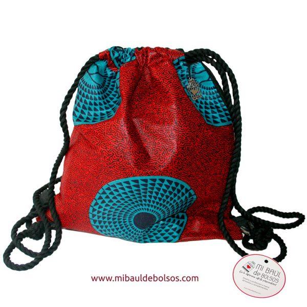 Mochila-tribu-africana