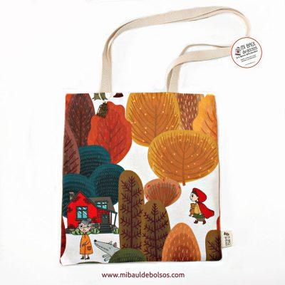 Tote-Bag-Caperucita Roja